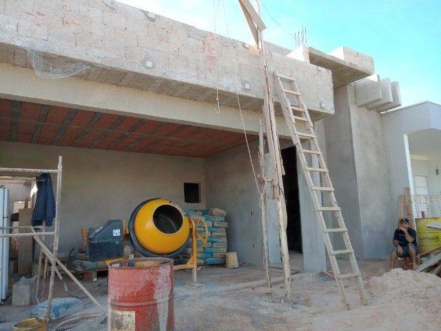 Excelente Casa Térrea Nova em Fase de Acabamento no Real Park Sumaré