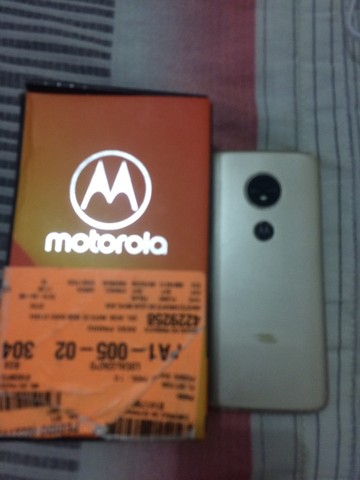 Moto E 5plus