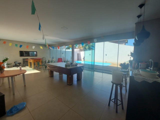 Coophavilla II,  2 suíte 1 quarto, piscina, Área gourmet. - Foto 17