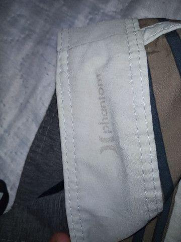 Vendo bermuda Hurley Phantom abacaxi back day original - Foto 3