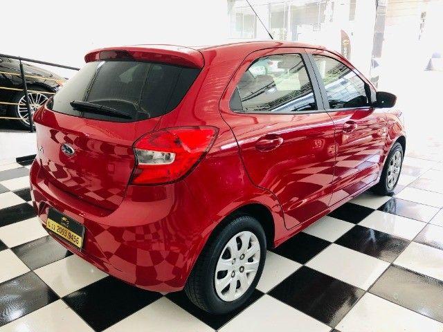 Ford Ka 2018 1.0 Se Flex 4p Impecável - Foto 6