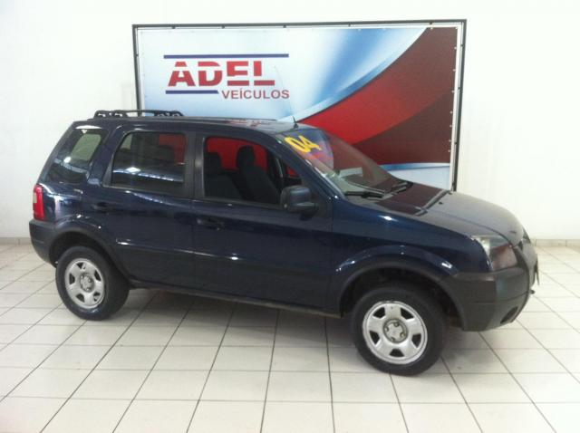 FORD ECOSPORT 2003/2004 1.6 XLS 8V FLEX 4P MANUAL