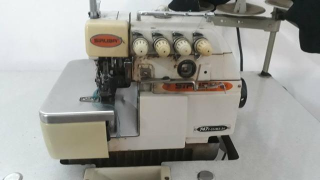 Overlok SIRUBA | Máquina de costurar