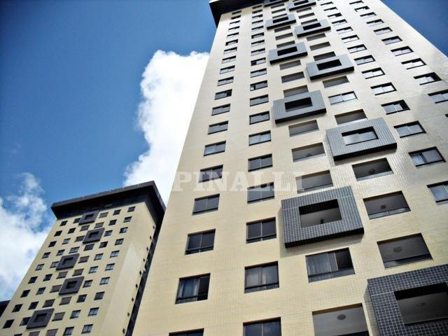 Apartamento mobiliado com dois quartos no Porto do Alto