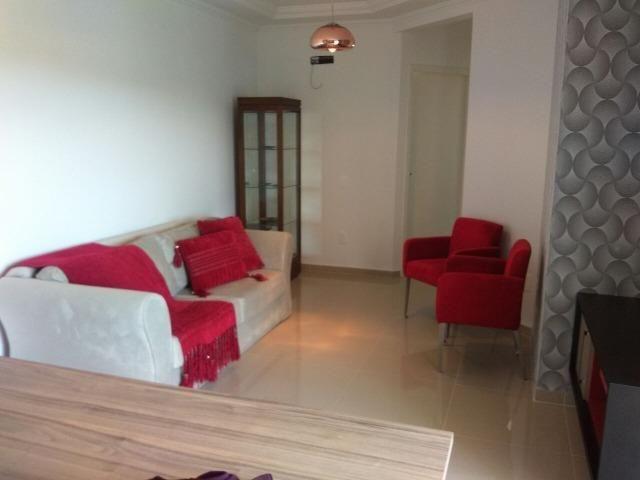Rf# Ap semi mobiliado 2 Dorm. 1 Suite 70m² com fino acabamento pronto para morar