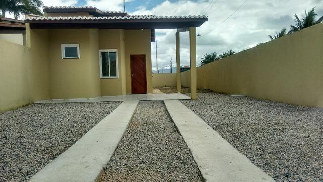 Casa nova com 8m largura 2 quartos documentacao inclusa na Pavuna