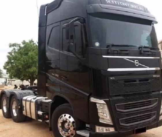 Volvo globototter fh 540