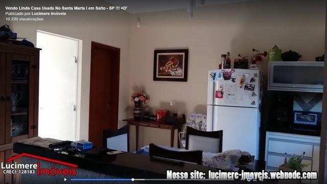 Vendo Casa Usada no Valor de R$ 320.000 - No Santa Marta / Aceita Financiamento - Foto 5