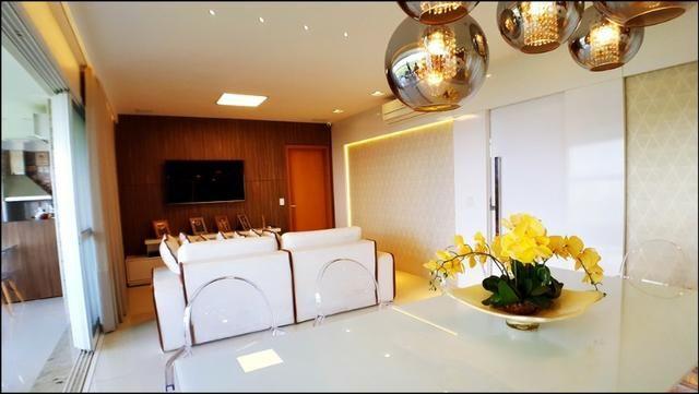 Apartamento 3 Suítes + Escritório, 151 m², na 404 Sul - Reserva Du Parc - Personalizado - Foto 11