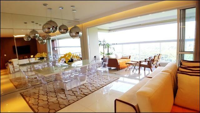 Apartamento 3 Suítes + Escritório, 151 m², na 404 Sul - Reserva Du Parc - Personalizado