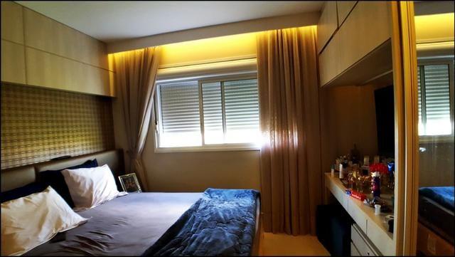 Apartamento 3 Suítes + Escritório, 151 m², na 404 Sul - Reserva Du Parc - Personalizado - Foto 19