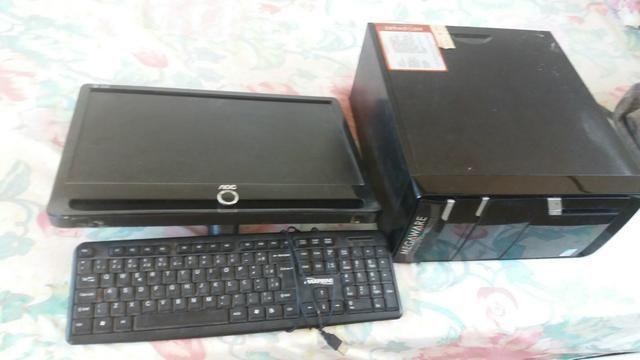 PC de mesa completo - Foto 2