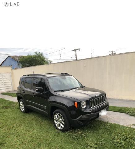 Jeep Renegade Longitude Diesel Com Teto Panorâmico (Unico a venda em Gyn) TOP!!! - Foto 7