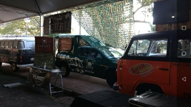 Beer truck Saveiro CE 2012 - Foto 5