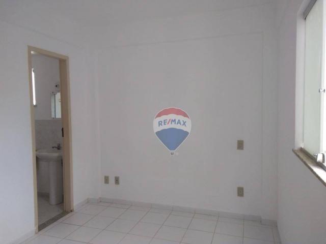 Apartamento com 2 dormitórios para alugar, 55 m² por r$ 600,00/mês - candeias - vitória da - Foto 7