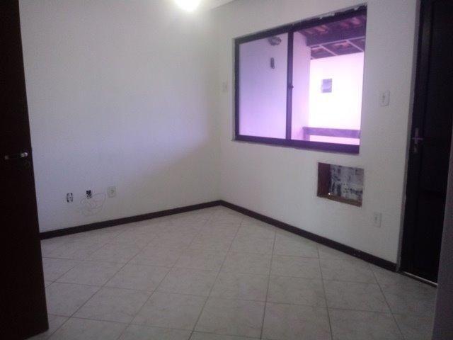 Casa de condominio para locação perto do farol de itapua, 3/4 suite, piscina, nascente - Foto 16