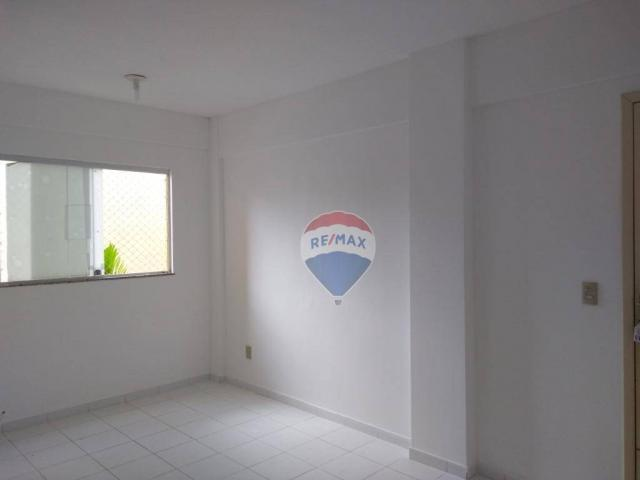 Apartamento com 2 dormitórios para alugar, 55 m² por r$ 600,00/mês - candeias - vitória da - Foto 3