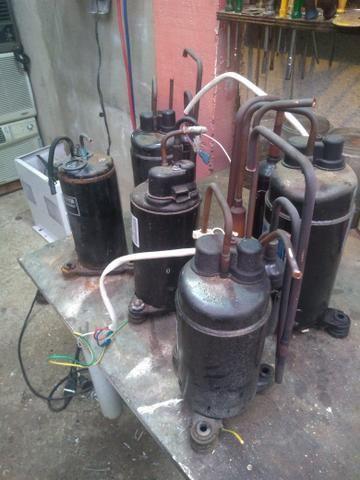 Compressores 220 volts - Foto 3