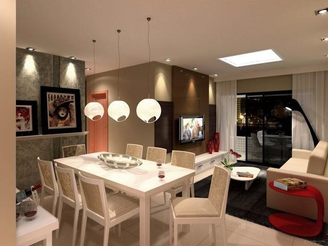 Excelente apartamento 3 quartos mais dce em Jatiúca - Foto 4