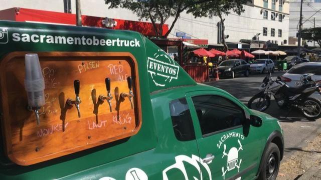 Beer truck Saveiro CE 2012 - Foto 6