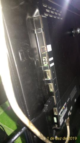 TV e TV box vendo 32 polegadas - Foto 2