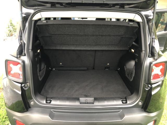 Jeep Renegade Longitude Diesel Com Teto Panorâmico (Unico a venda em Gyn) TOP!!! - Foto 16