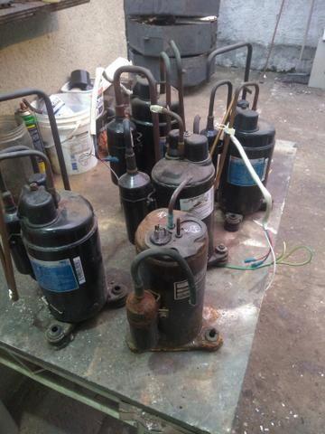 Compressores 220 volts