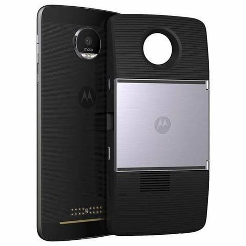 Celular Motorola Z Play com projetor 34GB ROM + 64GB sdcard