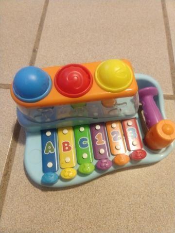Baby Xilofone com atividades
