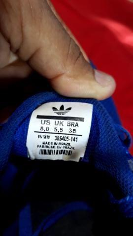 Sapato unisex número 38 usado poucas vezes ta quase novo