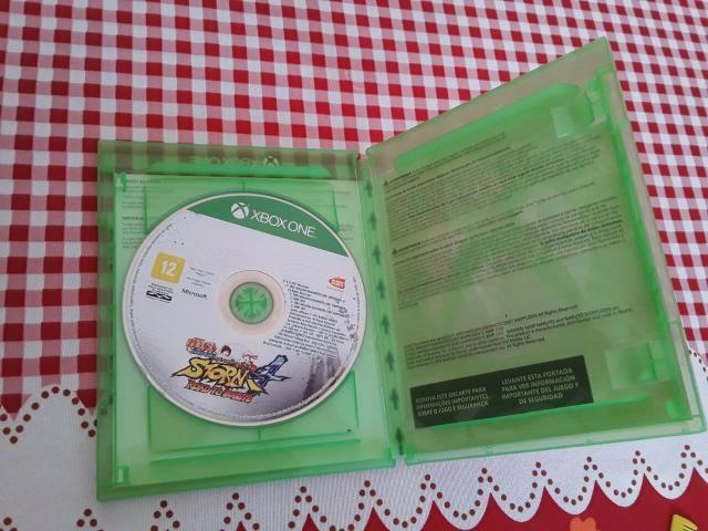 Jogo Xbox one novinho usado poucas vezes - Foto 2