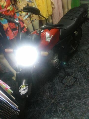 V/t essa moto 150 ela ta 4m top toda em dias até 2020 - Foto 2