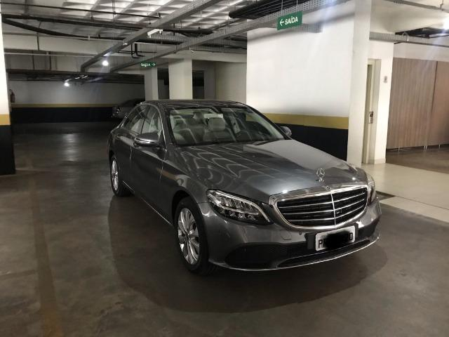 Mercedes C 180 2019 (igual zera) - Ágio ou quitada - Foto 3
