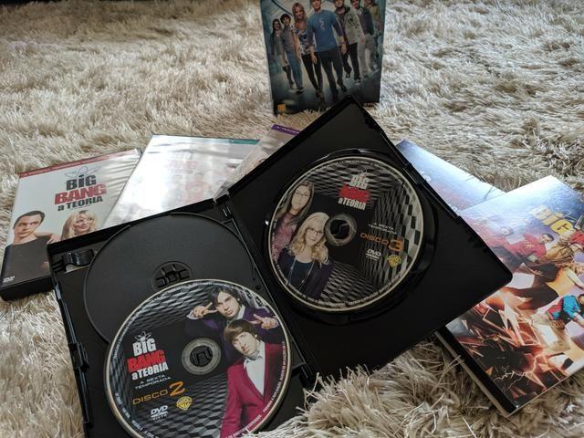 Box DVD The Big Bang Theory - Foto 2