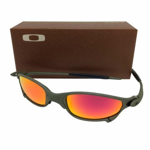 fdda251da Óculos Oakley Juliet XMetal lente ruby - Bijouterias, relógios e ...