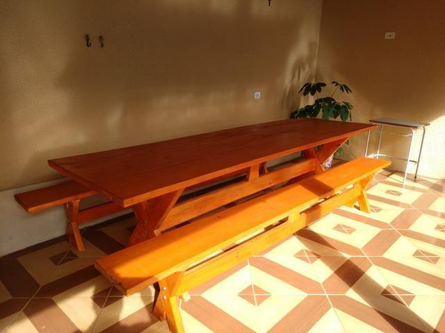 Casa completa 4 suítes WIFI piscina churrasqueira - Foto 8