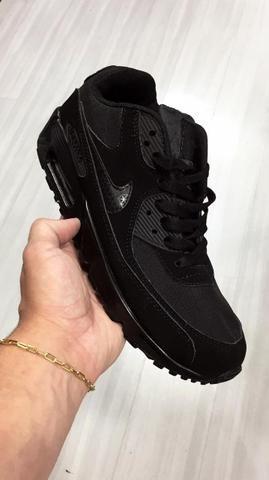 Tênis air max preto - Roupas e calçados - Xaxim be7fa8a513e06
