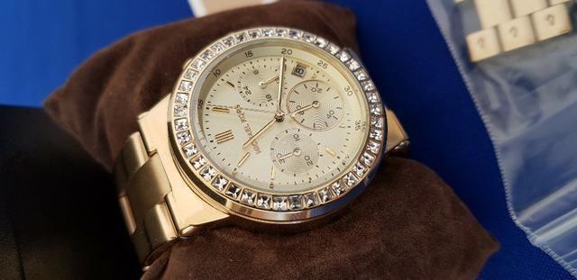 Relógio Michael Kors feminino original modelo MK-5623 - Bijouterias ... 607230b4a0