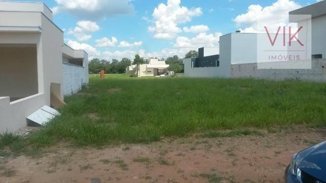 Terreno á venda condomínio paulínia sp