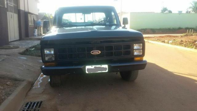 Linda Ford F-1000 2.0 4x2 Diesel Manual 1985/1985 - Foto 3