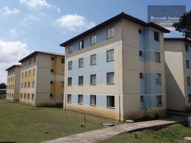 F-AP1281 Apartamento com 2 dormitórios à venda, 49 m² por R$ 110.000 - Cidade Industrial -