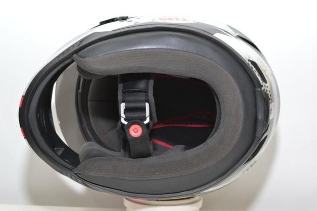 Capacete Bell RS-1 Kevlar® e Fibra de Vidro - Foto 4