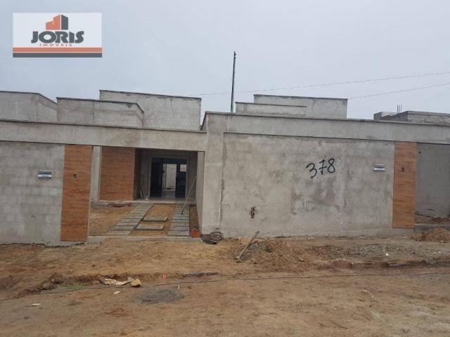 Casa com 3 dormitórios à venda, 88 m² por r$ 228.000 - pedras do ancuri - itaitinga/ce - Foto 14