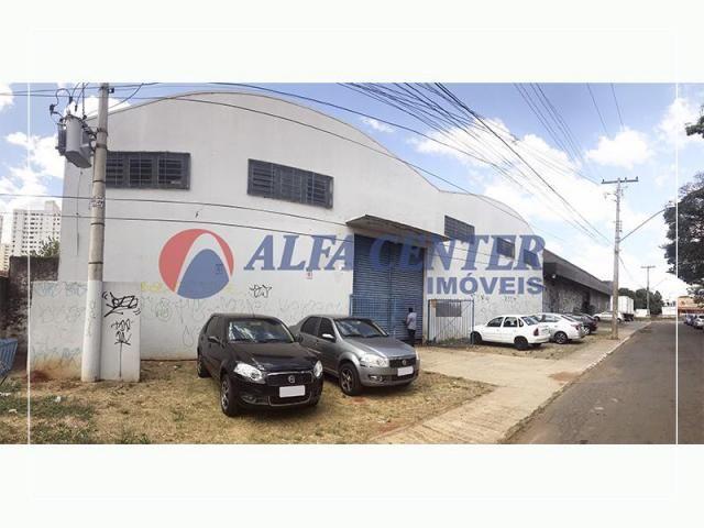 Galpão para alugar, 700 m² por r$ 7.500/mês - setor cândida de morais - goiânia/go