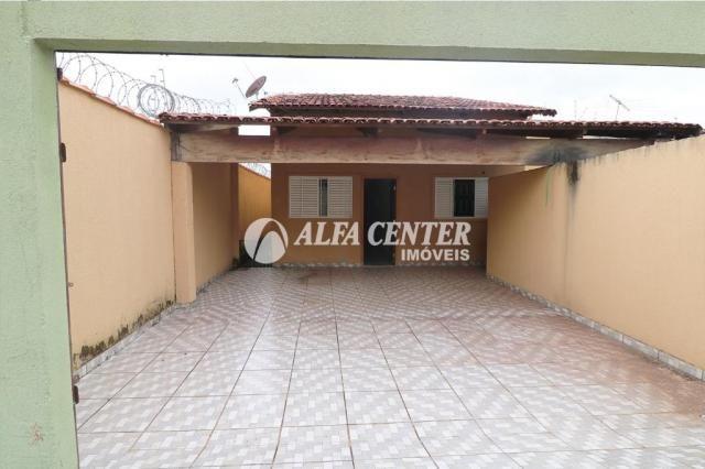 Casa com 2 dormitórios para alugar, 69 m² por R$ 900/mês - Jardim Helvécia - Aparecida de  - Foto 2