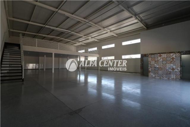 Galpão para alugar, 308 m² por r$ 4.300,00/mês - setor andréia - goiânia/go - Foto 3
