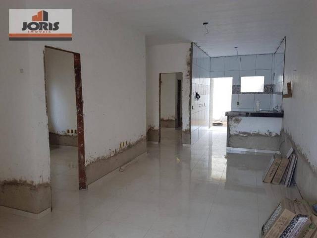 Casa com 3 dormitórios à venda, 88 m² por r$ 228.000 - pedras do ancuri - itaitinga/ce - Foto 5