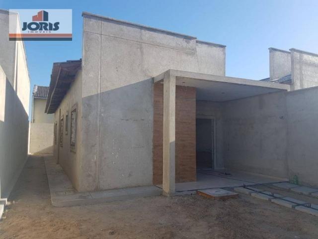 Casa com 3 dormitórios à venda, 88 m² por r$ 228.000 - pedras do ancuri - itaitinga/ce - Foto 12