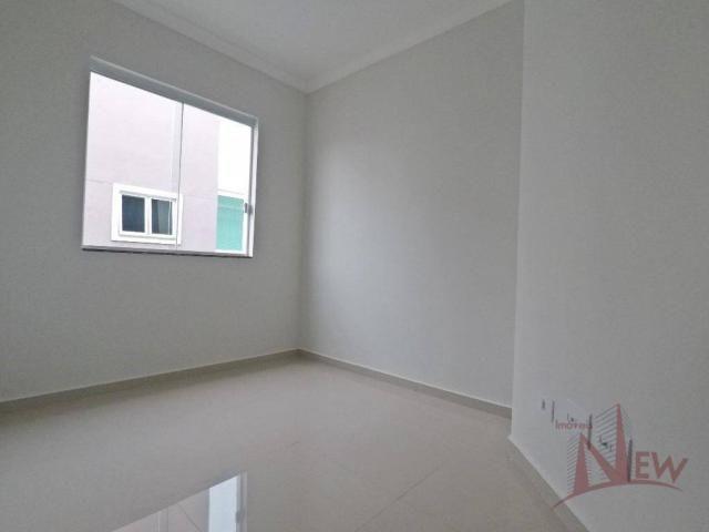 Excelente apartamento com 02 quartos no Cidade Jardim, São José dos Pinhais - Foto 13