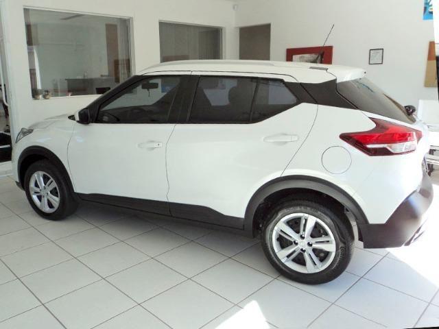 Nissan Kicks 1.6 Flex S 4P Xtronic Branco - Foto 6